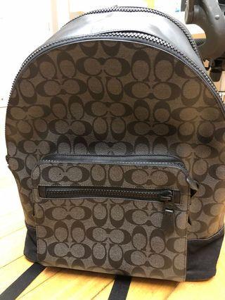 Original Coach Backpack