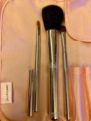 jill stuart make up brush set