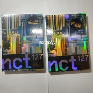 [WTS] NCT 127 Superhuman Album Unsealed (Normal Album)