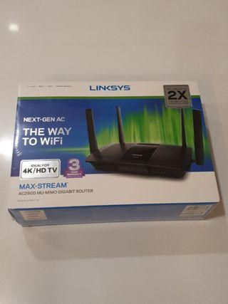 🚚 Linksys AC2600 MU-MIMO GIGABIT ROUTER