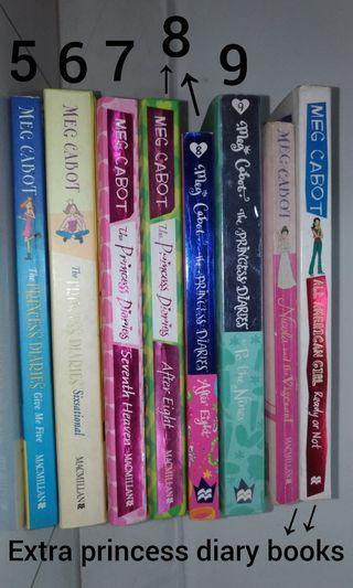 🚚 Princess Diaries