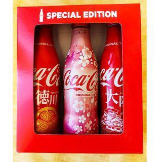 [大版限定] Coca Cola 櫻花大版特別版枝裝