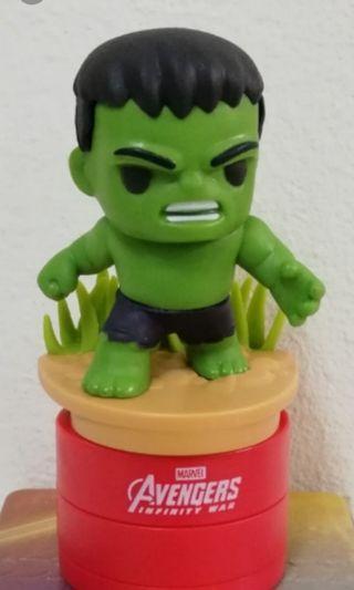 Tesco Hulk Avengers Infinity War