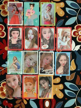 Twice Photocards & Postcard