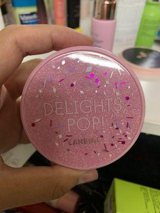 Laneige limited edition casing cushion with refills