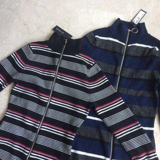 Cotton on striped dress