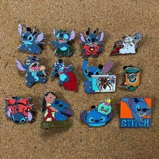 史迪仔襟章 stitch pin