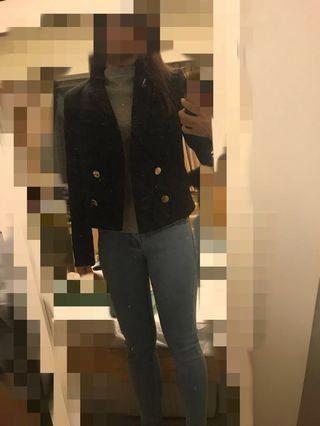 Zara西裝外套