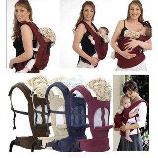 LATEST New Breathable Newborn Infant JJ Cole Child Imama Kid Sleep Baby Carrier