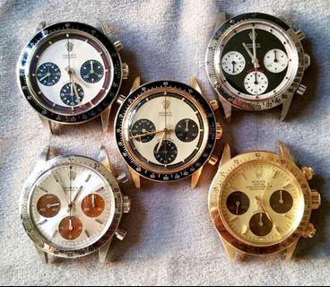 🚚 Vintage Rolex as investments??