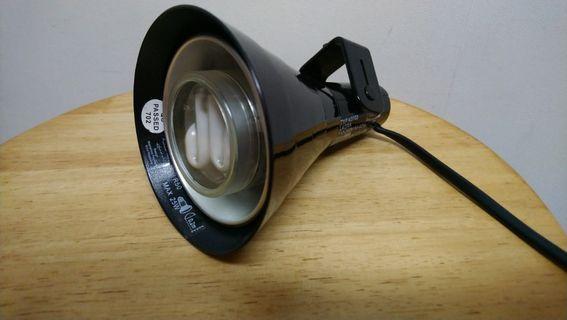 Ikea 宜家家居 夾式射燈(夾壞)