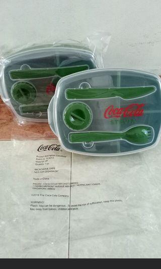 Coca-Cola lunch box (microwave)