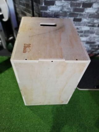 Gym plyo box ,box jump crossfit