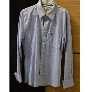 Abercrombie & Fitch  AF 長袖 襯衫