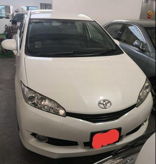 Toyota Wish 2.0
