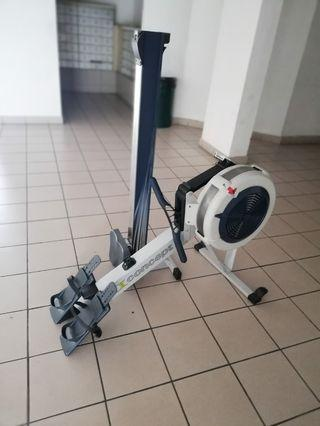Concept 2 rower gym used