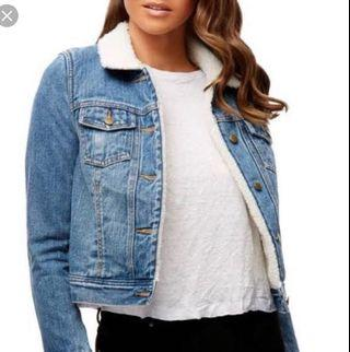 Kookai denim jacket