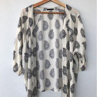 🚚 Floral Print Kimono / Cover-ups