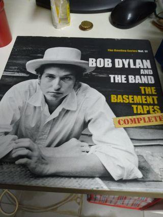 Dylan the basement tapes box set