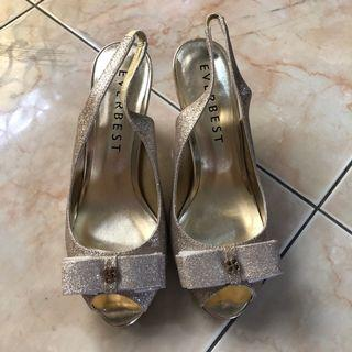 sepatu pesta heels