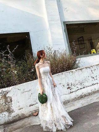 仙氣氣質長裙
