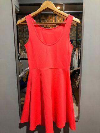 HnM Neon Dress