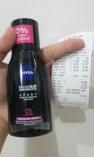 Nivea Micellair Skin Breathe Expert #sociollacarousell