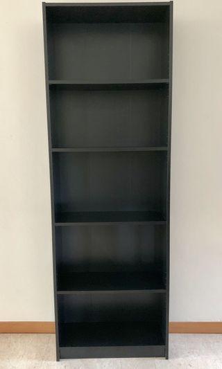 Finnby Bookcase (black)