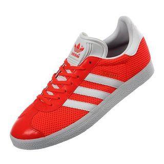 Sepatu Adidas Original Gazelle Red