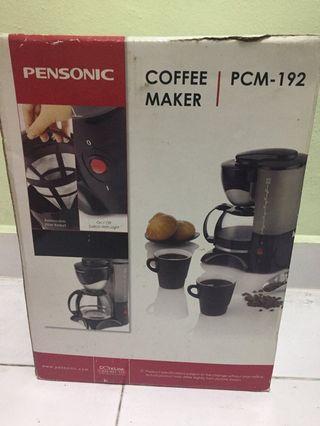 Pensonic Coffee Maker PCM-192