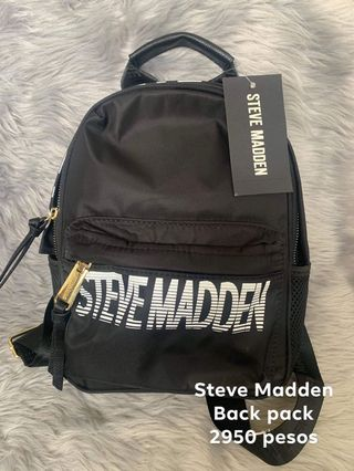 0ee63f3a30 steve madden backpack | Gift Cards & Vouchers | Carousell Philippines
