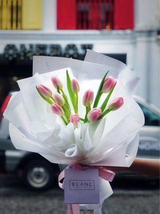🚚 Tulips Bouquet | The Holland fresh
