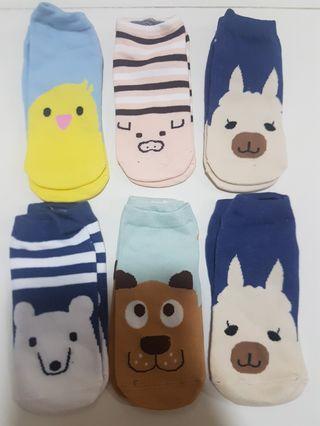 🚚 Korean Socks CLEARANCE sale!!! $1