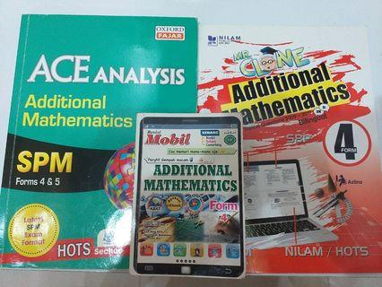 SPM Reference Books