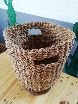 Native Planter Basket with Holes