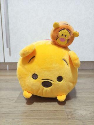 Tsum Tsum Winnie The Pooh Mini Bolster