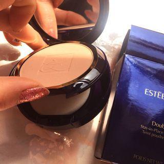 Estēe Lauder Double Wear Stay-in-Place Powder Makeup  (DUSK)