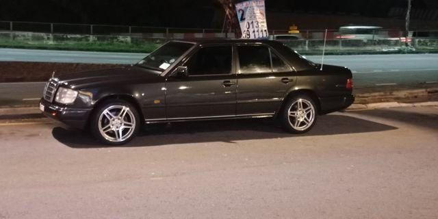 merz e260 for sale