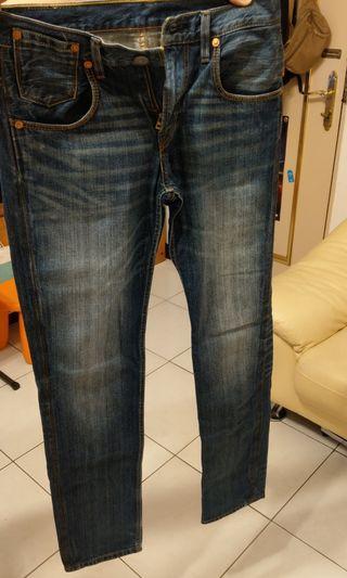 🚚 Levis 511牛仔褲