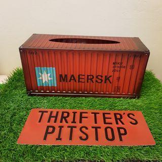 Container Designed Tissue Box