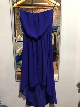 'New Look' Blue Sea Dress