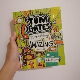 🚚 Tom Gates Everythings amazing