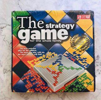 The Strategy Game / Blokus (2-4 Players)