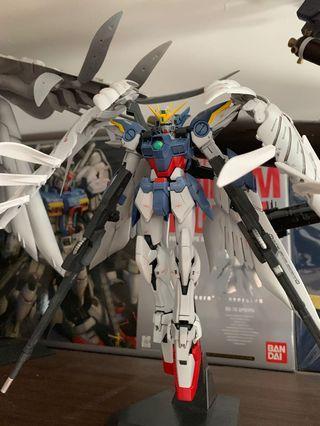 Wing Gundam 已上色