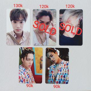 OFFICIAL PHOTOCARD KAI EXO FROM DMUMT ALLEGRO ANDANTE MONSTER THE WAR KOKOBOP