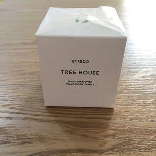 BYREDO tree house fragranced candle