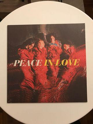 "Peace - In Love (Vinyl) 12"" Record"