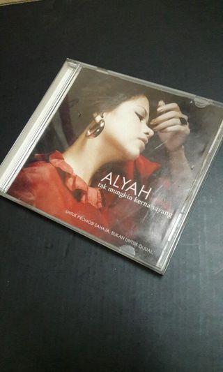 Alyah - tak mungkin kerna sayang