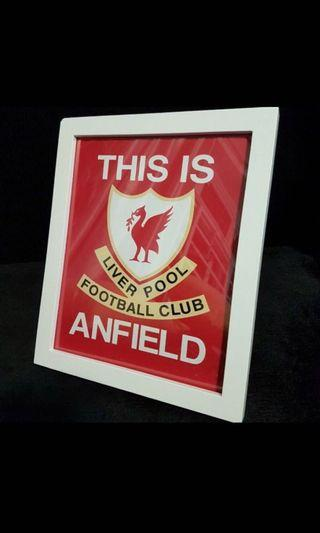 Liverpool 'THIS IS ANFIELD' Photo Frame