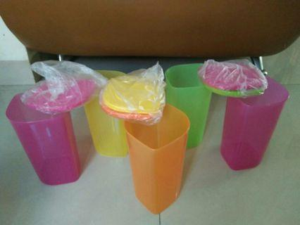 Tupperware Tall Fresh Fancy [5 pcs]